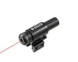 Celownik laserowy montaż 22mm czerwień