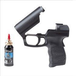 Pistolet gazowy Walther PDP + Gaz w zestawie