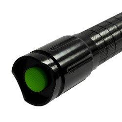 Pałka baton rozkładana z paralizatorem i latarką LED HY-X10