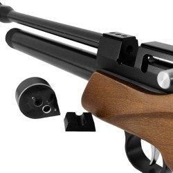 Pistolet CP1-M z magazynkiem 5,5 mm LEWY