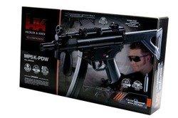 Wiatrówka karabinek H&K MP5 4,46 mm