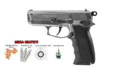 Zestaw Pistolet Ekol ES66C 4,46mm CO2